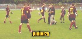 Juniorzy - Fotorelacje z meczów Juniorów
