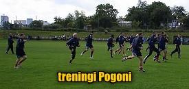 Treningi Pogoni - Zdjęcia z treningów Pogoni